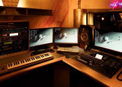 Tonstudio Regie