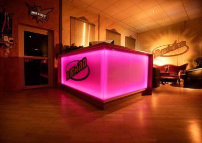 Unsere AirMan Lounge