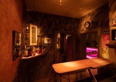 Unsere Bar in AirMan Tonstudio