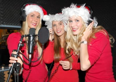 Eure Weihnachtsfeier bei Sing a Song Hannover | besondere Idee