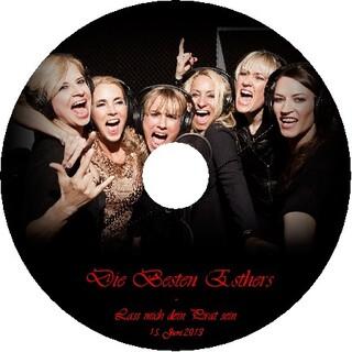 JGA Cover CD weiblich